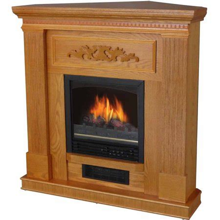 decor electric space heater fireplace with 38