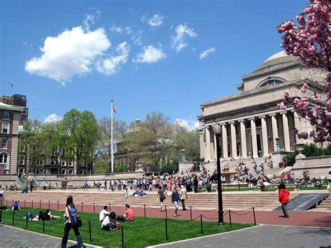 Columbia Nyu Mba by Columbia Business School Admit 1 Mba