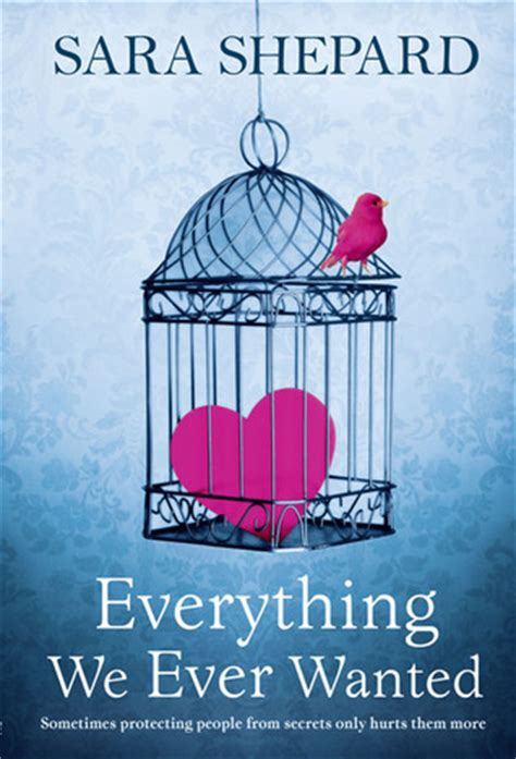 everything we keep a novel the everything series everything we wanted by shepard reviews