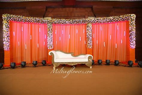 Wedding Stage Decoration Bangalore   Wedding Decorations