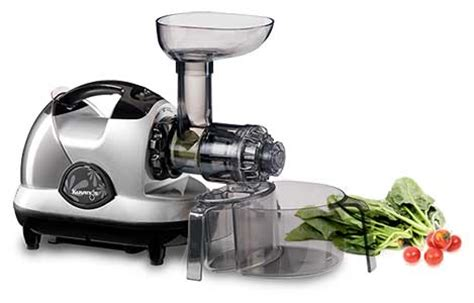 Multi Juicer Kitchen 5 kuvings nje 3580u masticating juicer silver