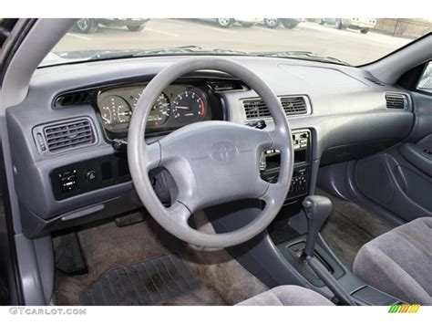 Toyota Camry 1998 Interior by Gray Interior 1998 Toyota Camry Le Photo 44013704
