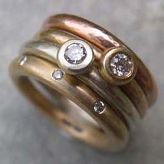 Handcrafted Engagement Rings Uk - handmade jewellery on handmade rings