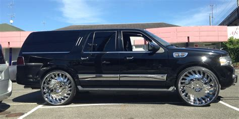 lincoln navigator rims lincoln navigator af184 gallery asanti wheels