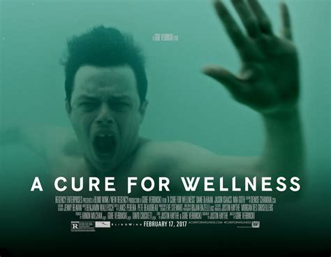 movie websites a cure for wellness 2017 new a cure for wellness banner submerged dread central