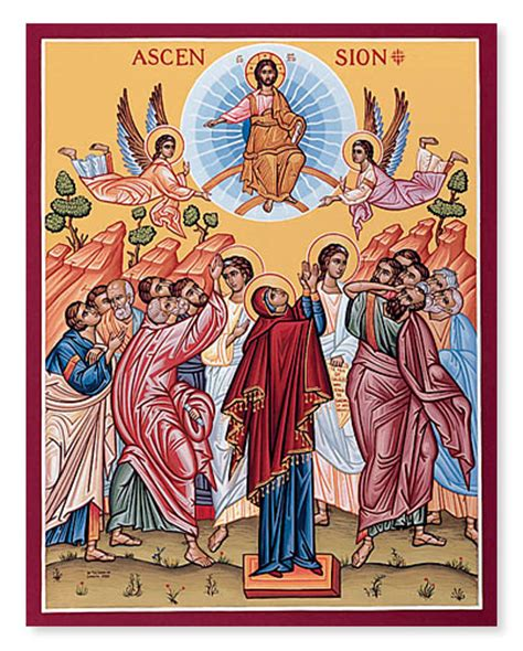 Exceptional Ascension Episcopal Church #5: Ascension-icon.jpg