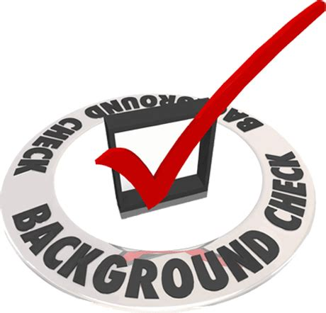How To Background Check Overview