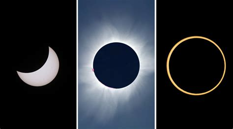 How Does The Moon Get Its Light What Is A Solar Eclipse The Four Types Of Solar Eclipse