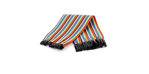 Kabel Jumper 20cm 40pin Ff Mf Mm jual kabel jumper 1p 2 54 to 2p 2 0mm