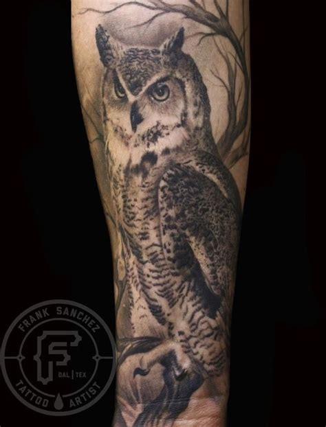 Owl Tattoo Gun | 25 best ideas about owl tattoo sleeves on pinterest owl