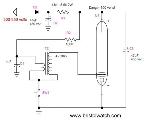 flash capacitor charger circuit flash capacitor charging circuit 28 images simple led circuit to confirm when a capacitor is