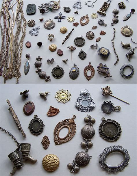 jewelry parts jewelry parts by astalo on deviantart