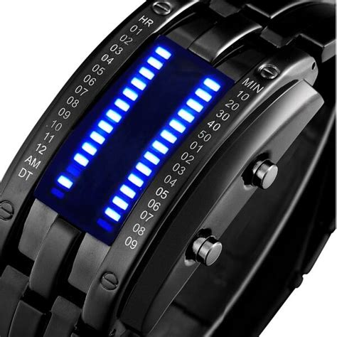 Jam Tangan Led Skmei Sport Trendy Led Display Water Resistant skmei jam tangan led pria 0926 black jakartanotebook