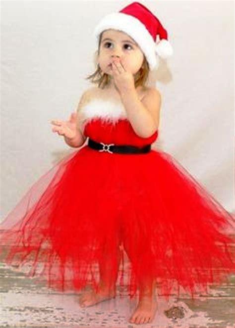 Baju Natal Anak Perempuan 16 14 model baju natal yang lucu untuk anak anak