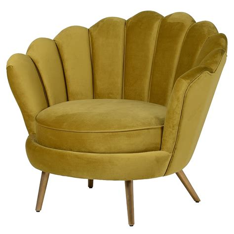 gold armchair gatsby scalloped velvet armchair mustard gold audenza