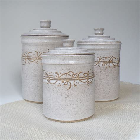 large kitchen canister sets
