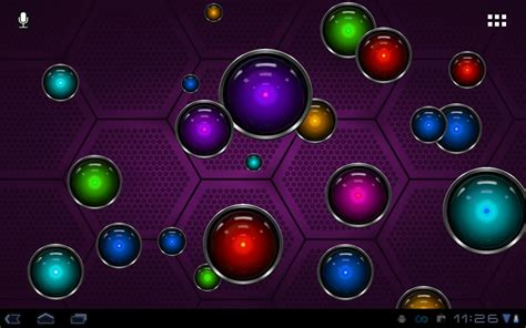 live wallpaper for pc bubbles tech bubble live wallpaper android apps on google play