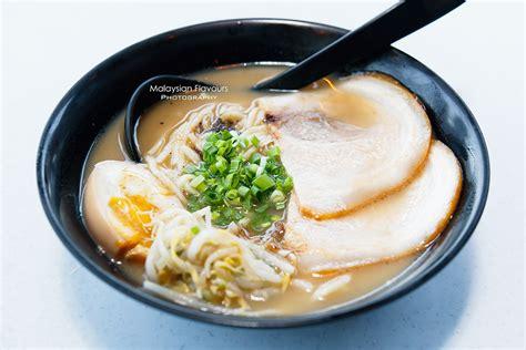 Ramen Akashi akashi puchong japanese bbq by 大众烧肉 taman desa kl malaysian flavours