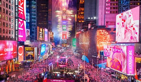 the 7 best places to spend new years eve in america