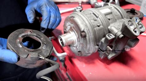 a diy guide on diagnosing and replacing your car s a c compressor coil clutch and