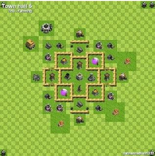 th5 layout clash of clans support th5 layouts