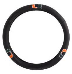 Steering Wheel Cover The Alumni Official Collegiate Licensed Products