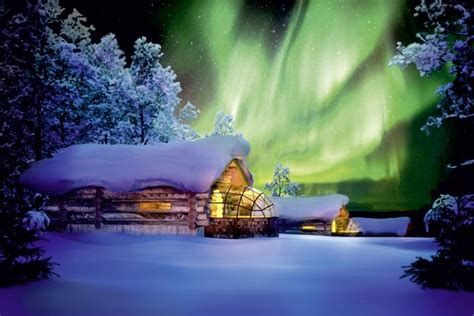alaska igloo hotel northern lights the s best rentals and luxury resorts to see the