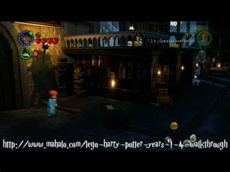 lego harry potter the restricted section lego harry potter years 1 4 walkthrough