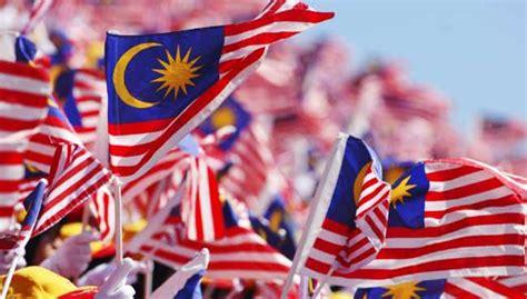 semangat sambut merdeka  semakin pudar  malaysia