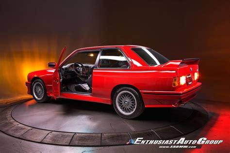 bmw sport m3 for sale original 1990 bmw e30 m3 sport evolution 1 of