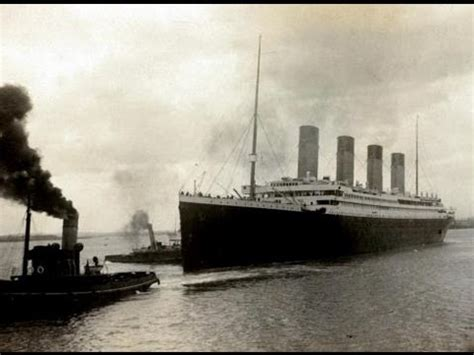 in what year did the titanic sink why did the titanic really sink news