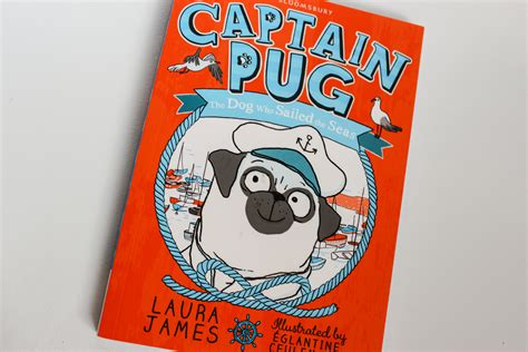 everything pug book review captain pug book plus three