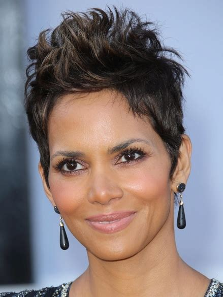 how to style a pixie cut like halle berry pictures how to grow out a pixie cut faster halle