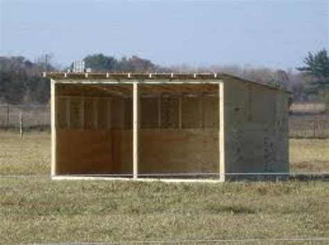 3 Sided Shed Plans Free by Cmpl 3 Sided Wood Shed Plans