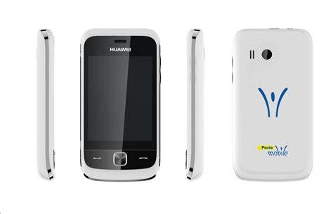 servizio clienti poste mobili postemobile e huawei pm1108 touch screen per i giovani