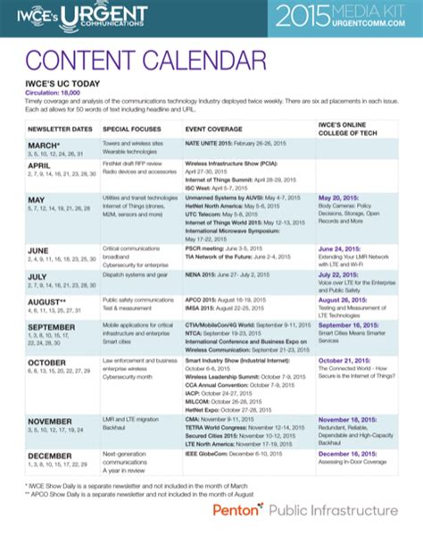 content calendar template content calendar templates for excel pdf and word
