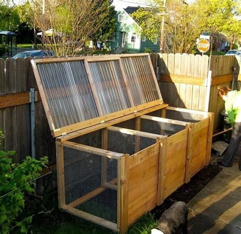 home composting design by nature the most beautiful compost bin i