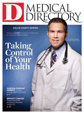 medical design magazine d magazine special report collin county medical directory 2011
