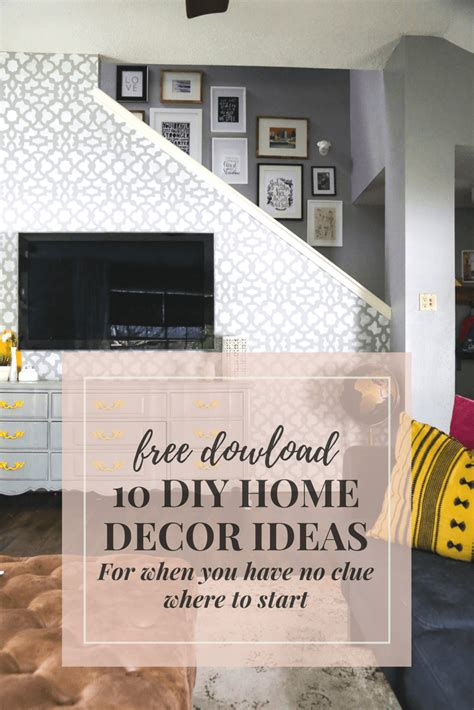 10 tips diy ideas to refresh your home for spring 7 affordable ways to refresh your home love renovations