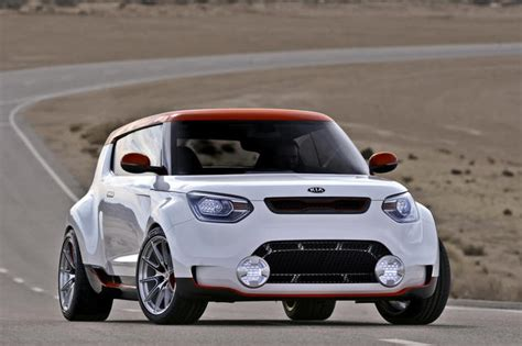 Kia Soul Aftermarket Parts Kia Track Ster Birth Chronicled On 187 Autoguide News
