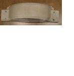 14 inch boat trailer fenders fulton single axle trailer fender with top and side steps