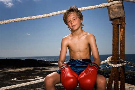 boxing kids john hicks
