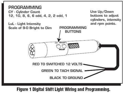 dynatek wiring diagram shift ligth dynatek get free
