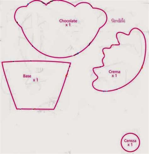 moldes de peces facilisimocom moldes de cupcake facilisimo com