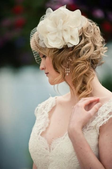 vintage wedding hairstyles with veil birdcage veil vintage birdcage veil 905159 weddbook