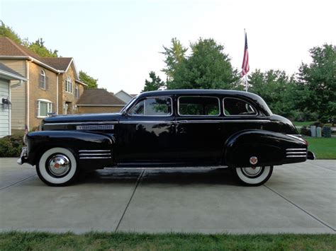 cadillac series 75 for sale 1941 cadillac fleetwood 75 limousine for sale