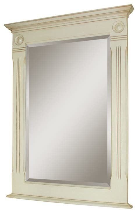 victorian bathroom mirror victorian collection mirror traditional bathroom mirrors by sagehill designs