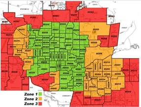 zip code map arizona zip code map az agenda