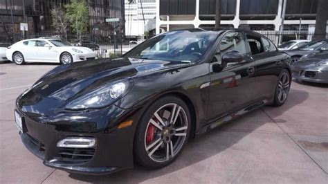porsche panamera turbo black 2013 porsche panamera gts black on black leather alcantara
