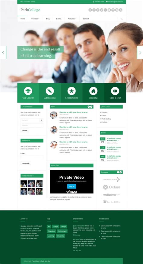 40 best education wordpress themes 2018 athemes themes about education 10 education wordpress themes 2014